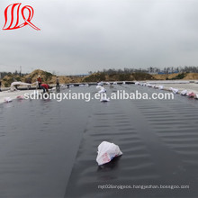 Smooth Textured LLDPE PVC LDPE EVA HDPE Geomembrane Pond Liner