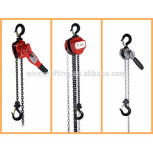 chain type lifting block electric&manual power;anchor chain block
