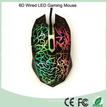 Computer Zubehör High Speed Wired USB LED Optische Maus (M-65-1)