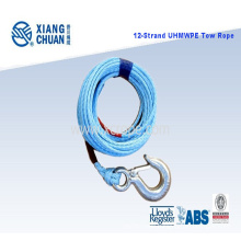12 Strand UHMWPE Tow Rope