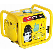 HH950-FQ01 Yellow Gasoline Generator With Frame (500W-750W)