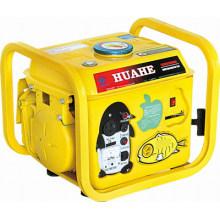 HH950-FQ01 Gerador de gasolina amarelo com moldura (500W-750W)
