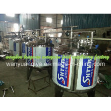Holding Tank for Beverage Processing