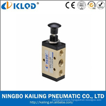 Pneumatic Manual Power Hand Operated Valve