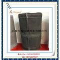 Non Alkali E-PTFE Fiberglass Dust Filter Bag for Carbon Black