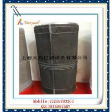 Bolsa de filtro de fibra de vidro não alcalina de carbono com E-PTFE
