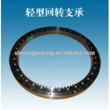 Equivalent of Sunward excavator slewing ring in China
