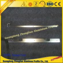 Perfil de aluminio para manija de aluminio de la decoración