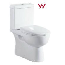 Watermark lavabo cerámico lavabo de dos piezas (8011)