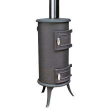 Ronda clásico de hierro fundido de la estufa (FIPA 066) / estufa de leña