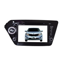 Yessun Wince 8 pouces voiture GPS pour 2011 KIA K2 (TS8762)