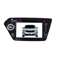 Yessun Wince 8 Inch Car GPS for 2011 KIA K2 (TS8762)