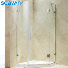 Seawin Bathroom Luxury Pivot Safety Tempered Glass Enclosure Shower Room