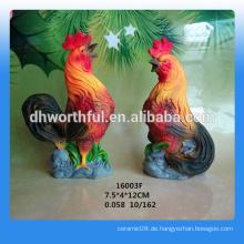 2016 Neujahr Geschenk Huhn Statue für den russischen Markt