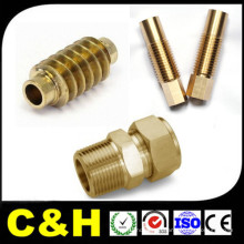 High Precision Custom Stainless Steel CNC Turning Machining Parts