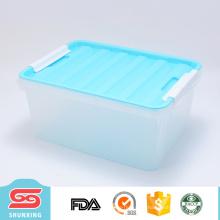 Универсальная прозрачная пластиковая ПП большой водонепроницаемый ящик для хранения оптом