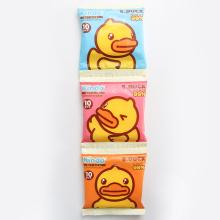 Lingettes jetables de nettoyage en profondeur non irritantes pour bébé