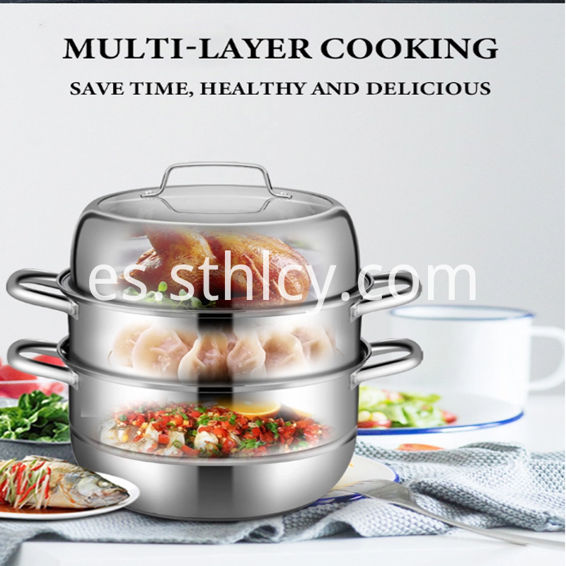 MULTI-LAYER COOKING