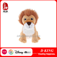 Sitting Plush Soft Toy Lion Stuffed Animals