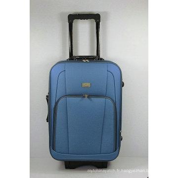 Shandong Silk EVA Bagages de voyage pour trolley externe