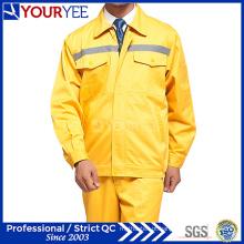 Workwear de segurança acessível com fita reflexiva (YMU121)