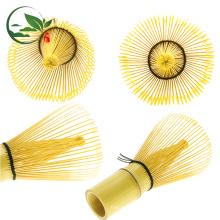 80 dientes batido de bambú del té Matcha