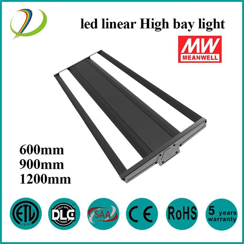 DLC / ETL 240W LED linéaire HighBay Light