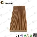 Wood plastic engineered wood flooring