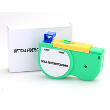 LC MU Fiber Optic Cleaner Box 500 مرة