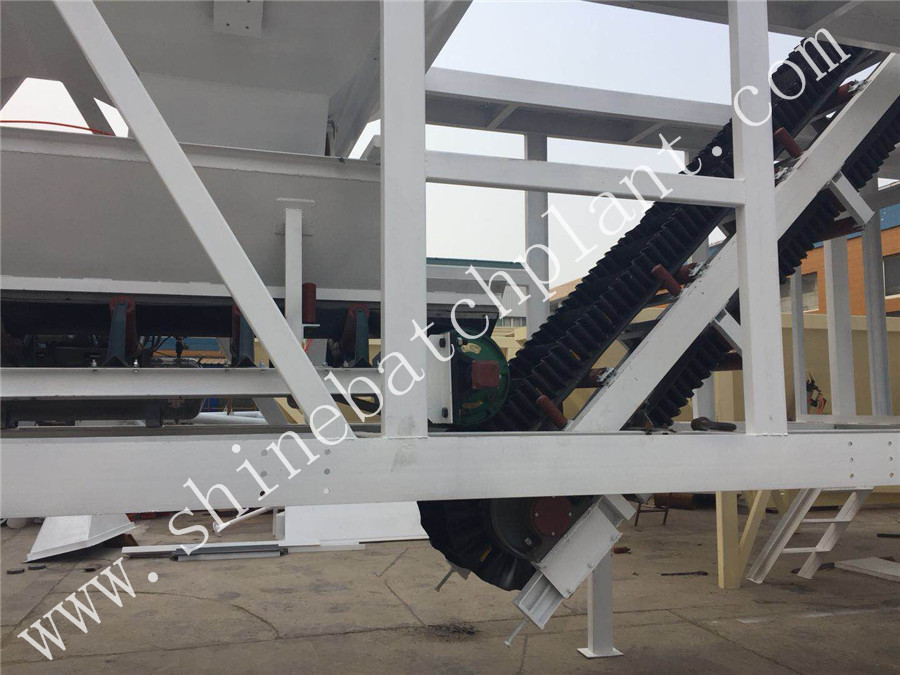 25 mobile plant belt conveyor