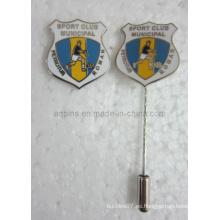 Insignia de encargo del Pin de la solapa del Cloisonne de la imitación (insignia-091)