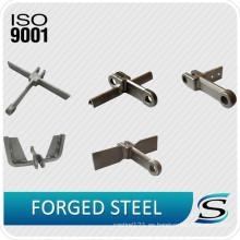 Cadena de raspador de acero industrial resistente del OEM