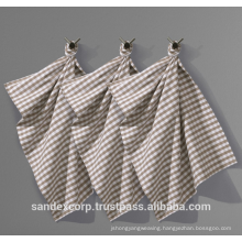 high quality personalised tea towel