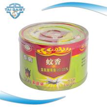 Bobine de moustique à micro-fumée intérieure