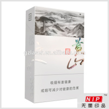 Hologramm Zigarettenkarton Hersteller