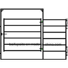 Panneaux de clôture de ranch fournis par usine de la Chine