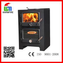 Alta qualidade CE mais recente quente vendendo madeira despedido fogão forno