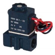 2П Серия 2 позиция 2 порта прямого действия электромагнитный клапан
