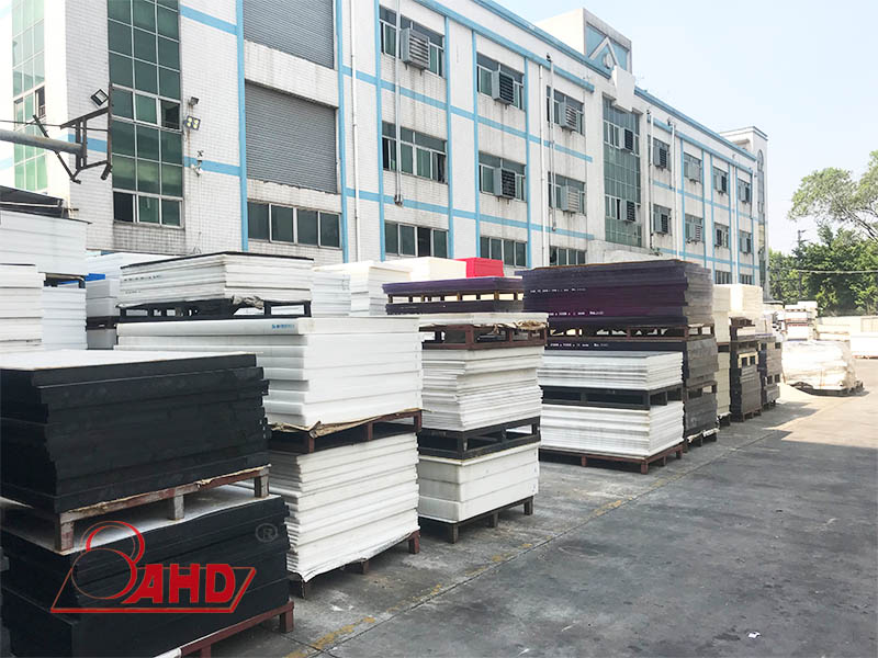 Black Abs Plastic Sheets