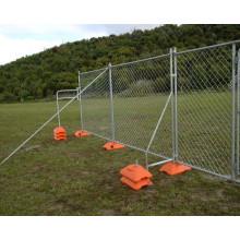 Cercado temporal del jardín de los 2.1m * los 2.4m / cercado temporal de la cerca / cercado temporal estándar de Australia