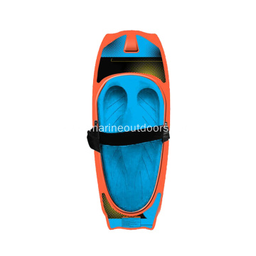 Durable Waterproof Knee Board Water Sports PE Kneeboard for Surfing