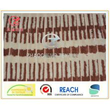 (H-LINE E RIBSTOP) Tecido de veludo cotelê de dois tons para brinquedos (ZCCF070)