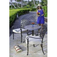 Patio Waterproof Cast Aluminum Outdoor Chair