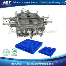 single cavity pallet injection moulds hot runner factory price