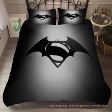 3D Printed Bedding Set with Shield, Also Suitable for Duvet Cover