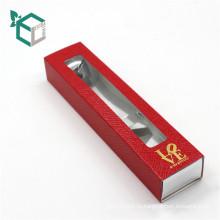 Цвета CMYK Коробка шоколада Упаковывая уровня с серебряной карточки бумажной вставкой