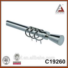 aluminum curtain track