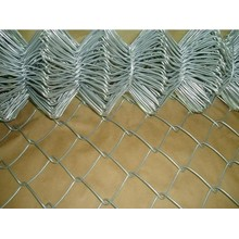 Eletric Galvanized Chain Link Fence