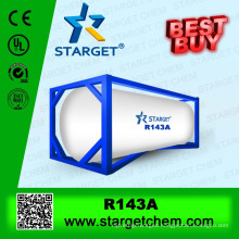 China manufacture refrigerant gas r143a with high Purity