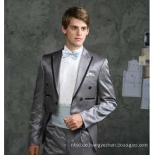 Alibaba online 2017 wholasales gute Qualität nach Maß Hochzeitsanzug